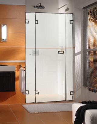 type n6 nischenduschen glas dusche glasdusche duschen nach ma. Black Bedroom Furniture Sets. Home Design Ideas