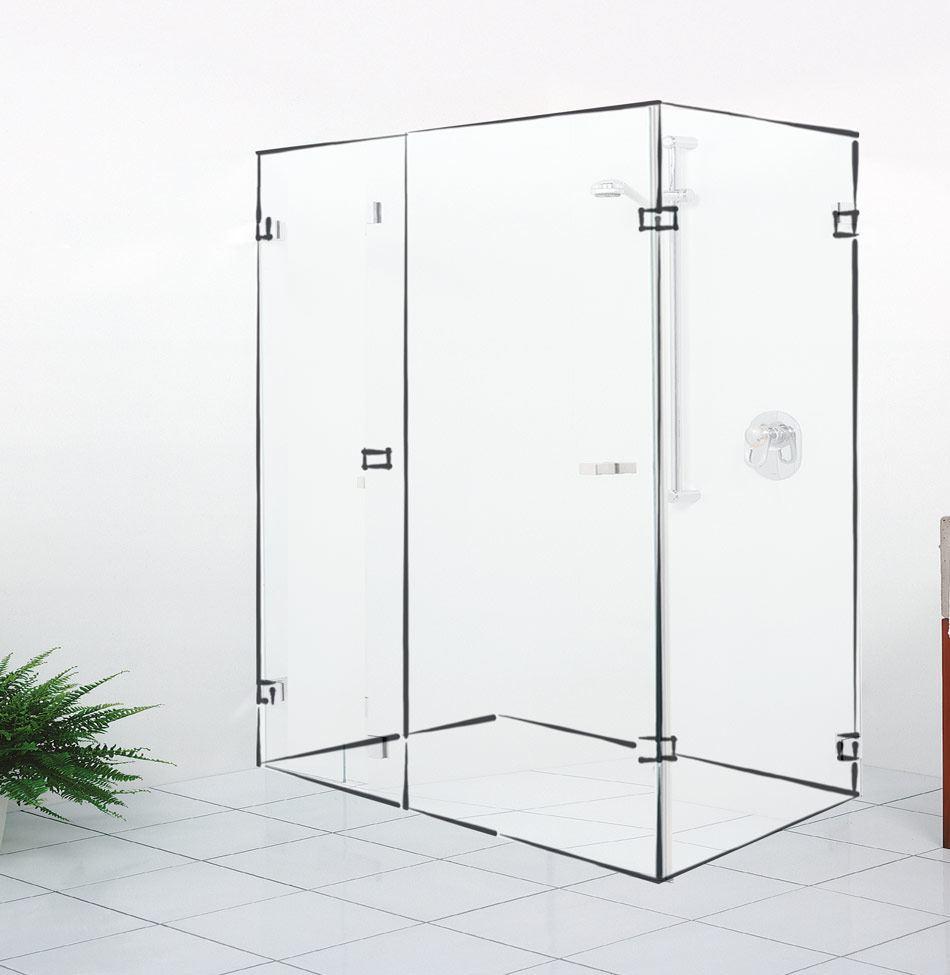 type e7 eckduschen glas dusche glasdusche duschen. Black Bedroom Furniture Sets. Home Design Ideas