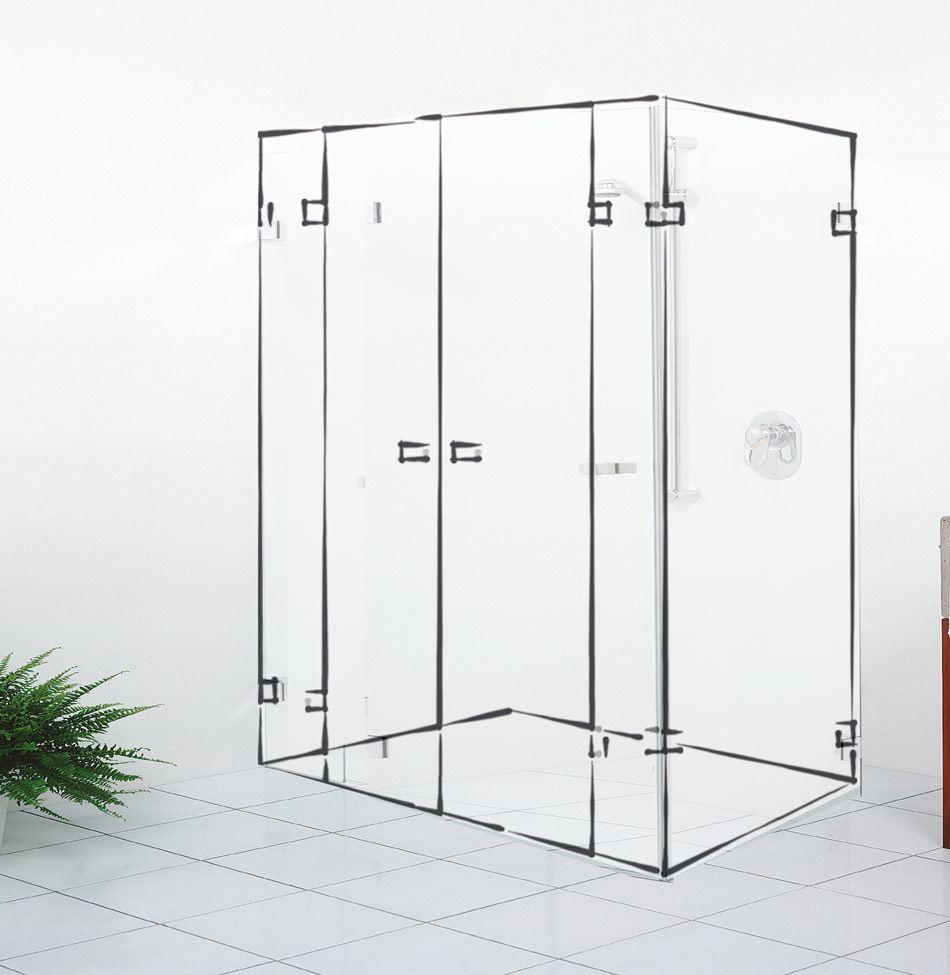 type e9 eckduschen glas dusche glasdusche duschen. Black Bedroom Furniture Sets. Home Design Ideas