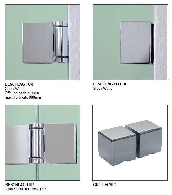beschl ge glas dusche glasdusche duschen nach ma. Black Bedroom Furniture Sets. Home Design Ideas