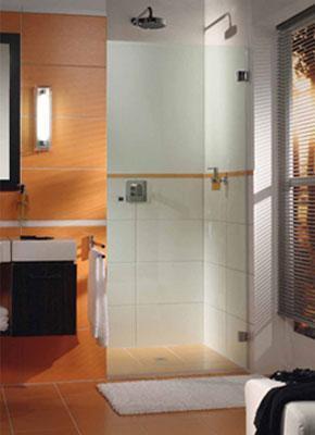 nutzen - Duschtrennwand Glas